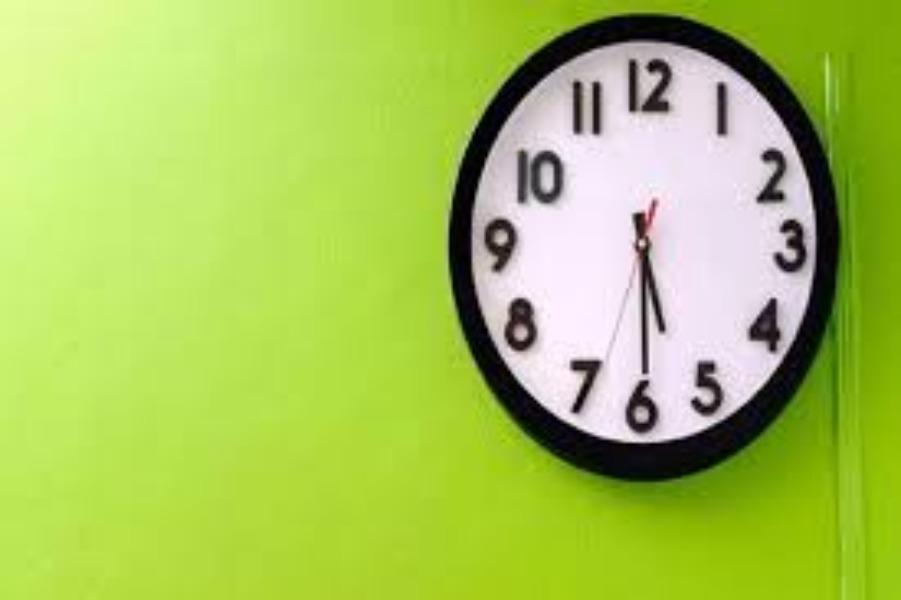 Pubblicazione orario di sostegno in vigore dal 30/11/2020